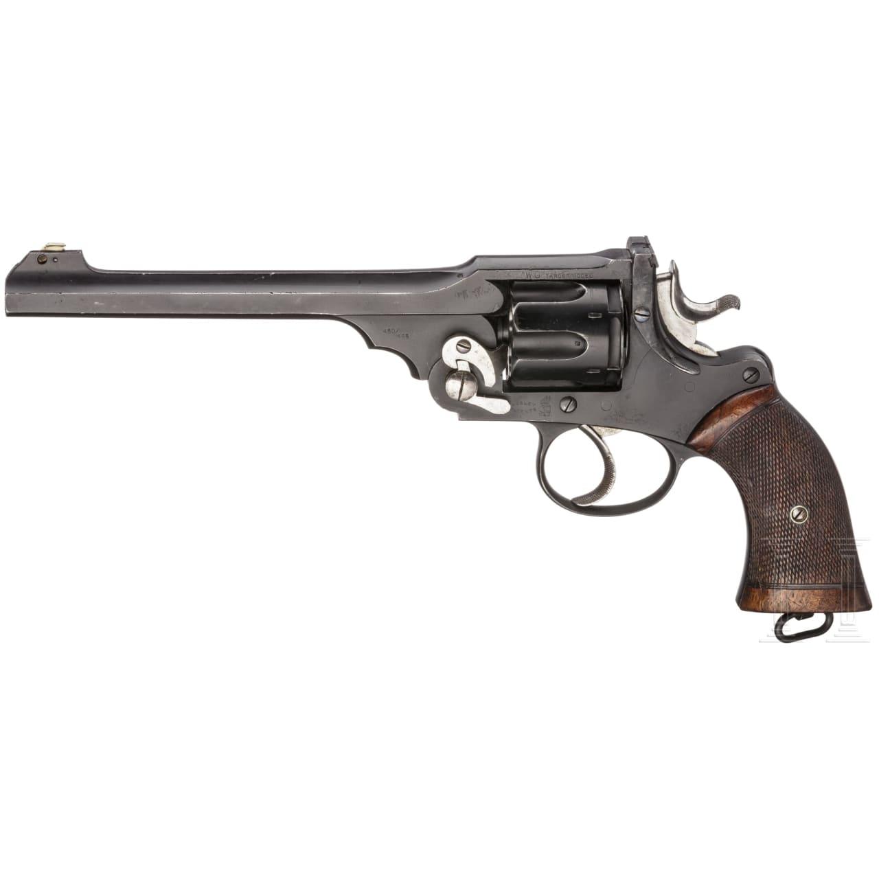 Webley W.G. Target Model