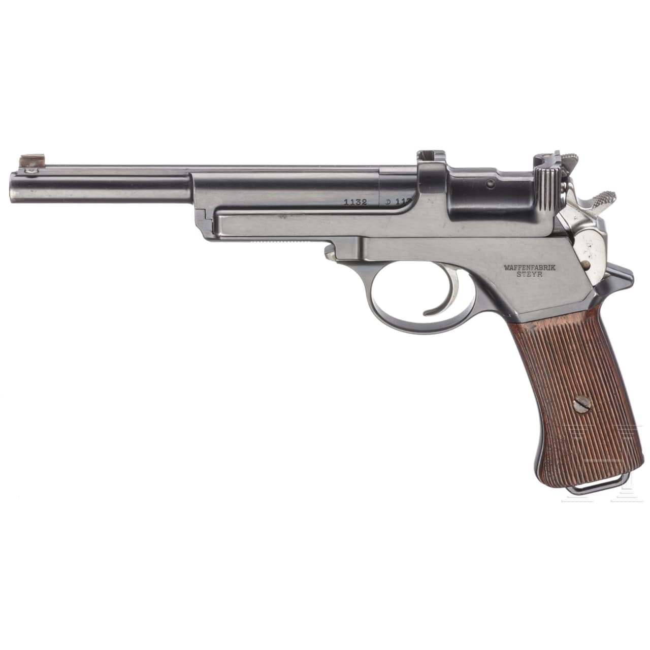 A Mannlicher Mod. 1905 (preliminary or transitional model), also Mod. 1901/05 or 1904