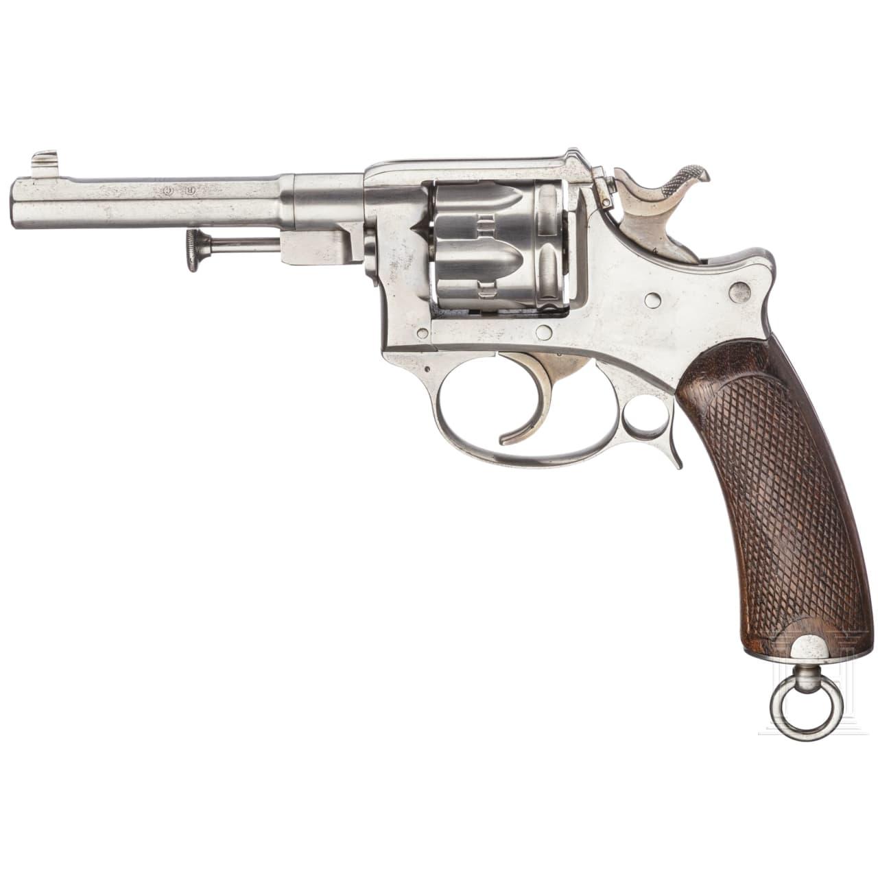 Service revolver Mod. 1887