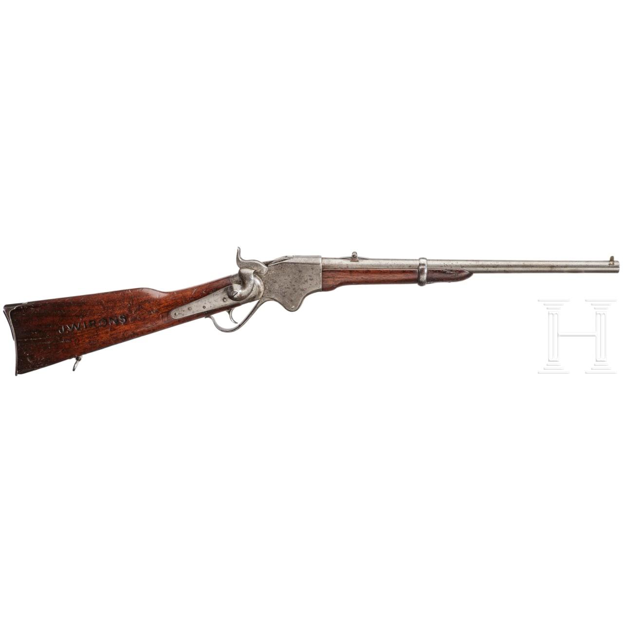 Burnside Spencer Carbine Mod. 1865