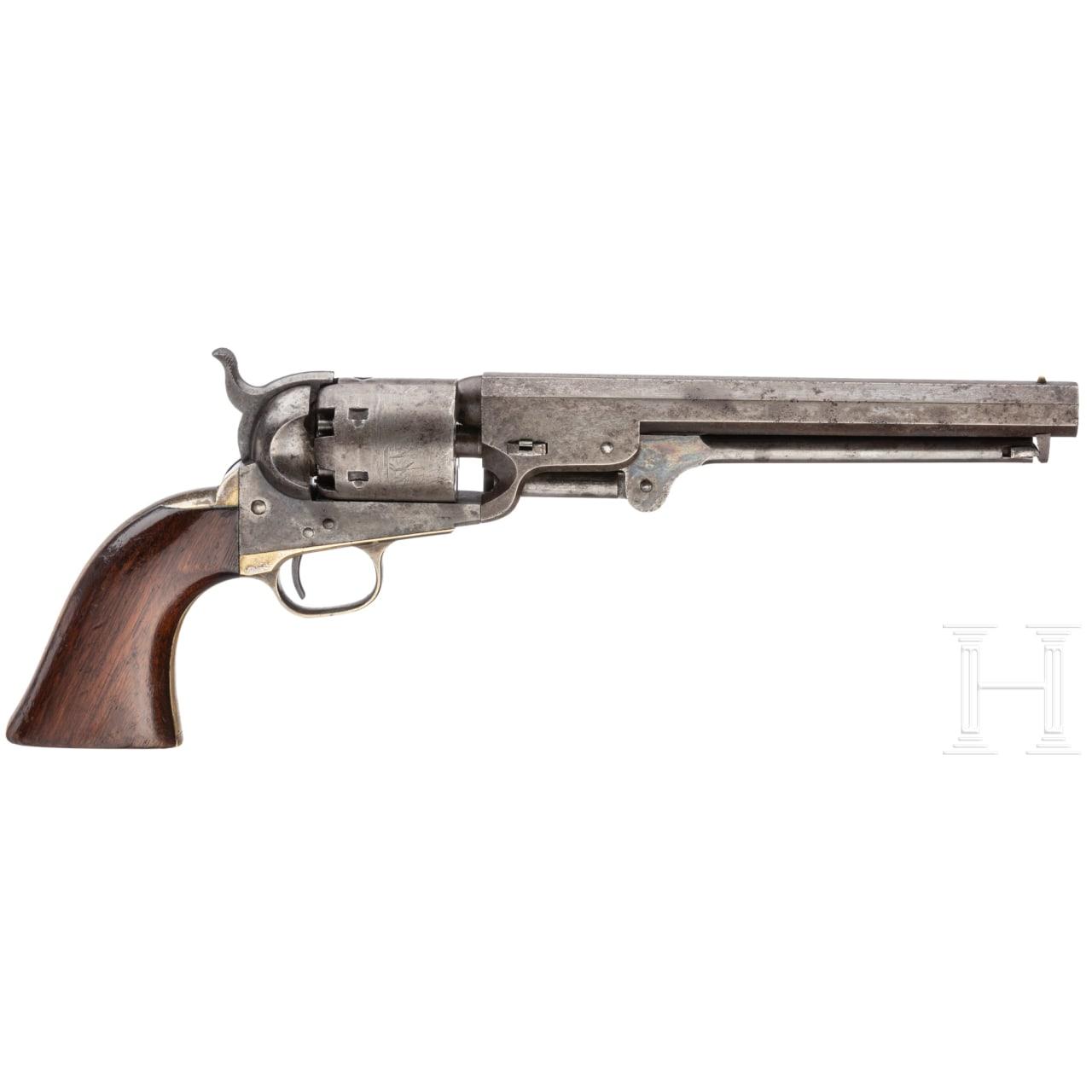 Colt Mod. 1851 Navy