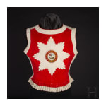 A supra vest for enlisted men of the Garde du Corps, circa 1860
