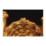 Ein elegantes Paar feinst gearbeiteter frühhellenistischer Goldarmbänder, 4. - 3. Jhdt. v. Chr.