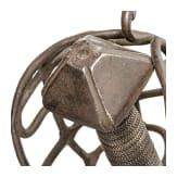 A Styrian basket-hilted sword, circa 1580