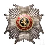 Leopoldsorden - Bruststern zum Großoffizier