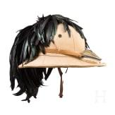 A WW II pith helmet for Bersaglieri