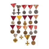 Austria - a small collection of medals