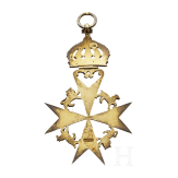 A British Cross of the Order of St. John