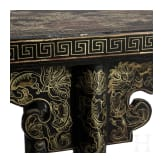 A pair of two Japanese side tables, Meiji-/Showa-period