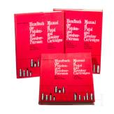 Erlmeier/Brand - three volumes on cartridges