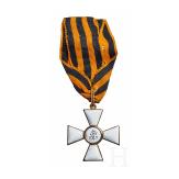 A St. Georg Order, 4th class cross, circa 1900