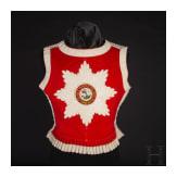 Supraweste für Mannschaften der Garde du Corps, um 1860