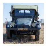 A military truck Mod. 70 by Krupp, Germany, 1941 (Kfz. 81?)