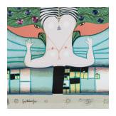 A limited erotic print by Friedensreuich Hundertwasser (1928 - 2000)