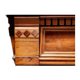 A Spanish chest of drawers in baroque style, 1st half of the 20th century