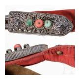 A fine Tibetan belt, 19th/20th century