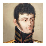 Jérôme Bonaparte (1784 - 1860) - zeitgenössisches Portraitgemälde, um 1810