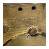 Morseapparat von Siemens mit Junker-Taste, deutsch, 20. Jhdt.