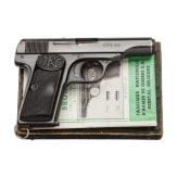 FN Mod. 1910, im Karton, Polizei