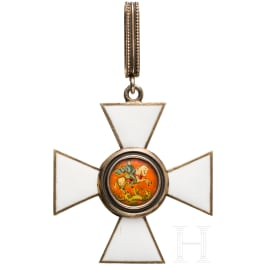 Order of St. George, 3rd class cross, probably French exile production