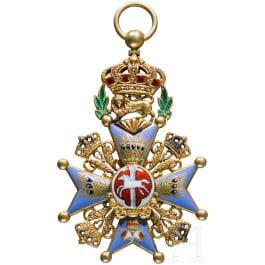 DucalBrunswick Order Henry the Lion - knight's cross 1st class