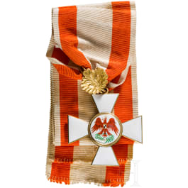 Red Eagle Order 2nd class with oak leaves