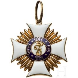 Friedrich Order Commander Cross