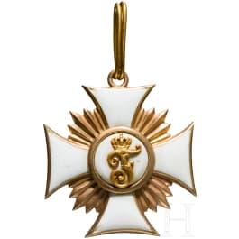 Friedrich Order - Knight's Cross 1st class