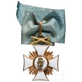 Friedrich Order - Knight's Cross 1st class with swords