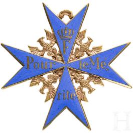 Prussian Order pour le mérite, production 2nd half 20th century