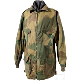 Camouflage clothing for paratroopers in World War II
