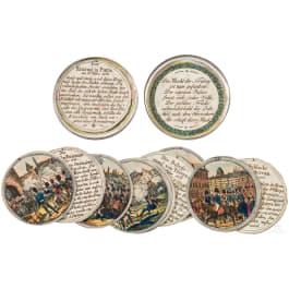 Medal of the Liberation Wars, Nuremberg 1814