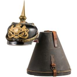 Helmet M 1886/16 for officers of mounted troops