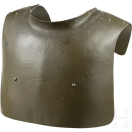 Main part of German trench armour, since 1916
