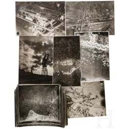 128 aerial photos of the Imperial Austrian airforce