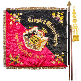 Flag of the Military Association Neustadt, 1904 -1909