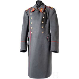 Mantle of a Marshal, Soviet Union, since 1960