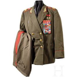 Uniform of a Marshal, Soviet Union, since 1960