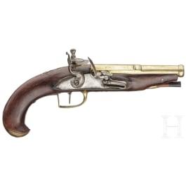 Reisepistole, Frankreich, um 1790