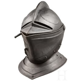 Geschlossener Helm, Historismus im Stil um 1570