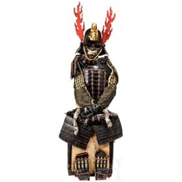 A Japanese Tosei Gusok, 1st half Edo period