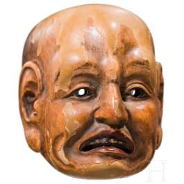 Miniatur-No-Maske, Japan, Edo-Periode
