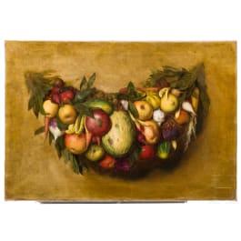 An Italian still-life with fruits, 19th century