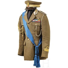 A tropical uniform for a staff officer in the General Staff, 1930ies