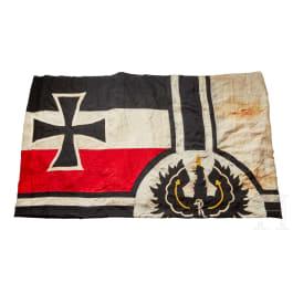 A 1903 -1909 War Ensign Flag
