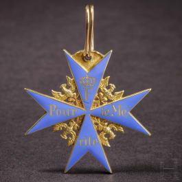 A Prussian Order Pour le Mérite, 1864 – 1866
