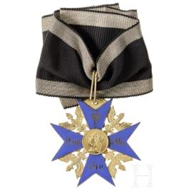 Prussian Order Pour le Mérite - A Grand Cross - copy