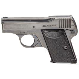A Menta pocket pistol