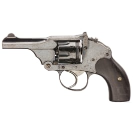 Webley W. P. Hammerless .320 Revolver