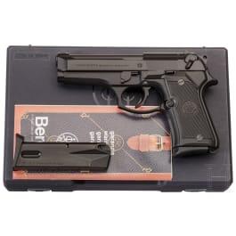 Beretta Mod. 92 Compact L, im Koffer